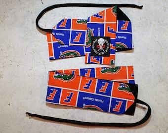 University of Florida, Florida Gators, UF, Wrist Wraps, WOD, Weightlifting, Athletic