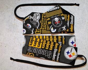 Pittsburgh Steelers Jumble, Wrist Wraps, WOD, Weightlifting, Athletic