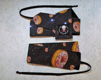 Space Donut Wrist Wrap, WOD, Weightlifting, Athletic