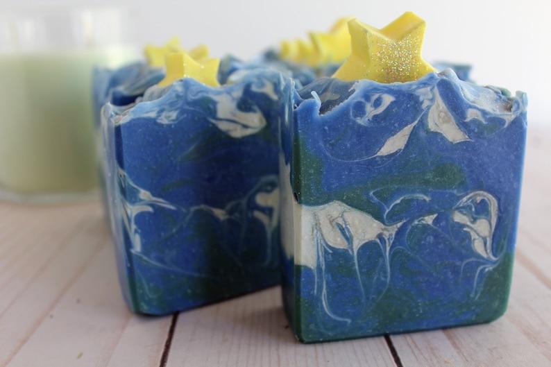 MOONDANCE handmade soap image 0