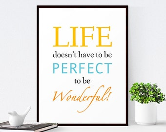 Printable Quote, Inspirational Art, Typography Poster, Motivational Art, Typographic Print, Instant Download