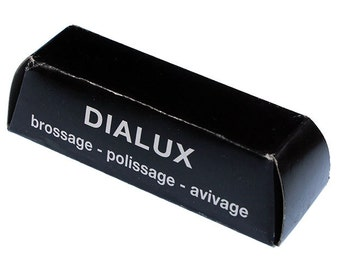 Dialux Black Compound for Final Polish on Silver  (47.0248)