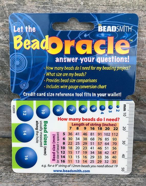 Bead oracle beading information card ga2605 etsy keyboard keysfo Choice Image