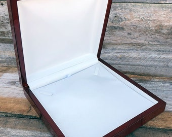 Rosewood Necklace Box (Single) (DBX4007)