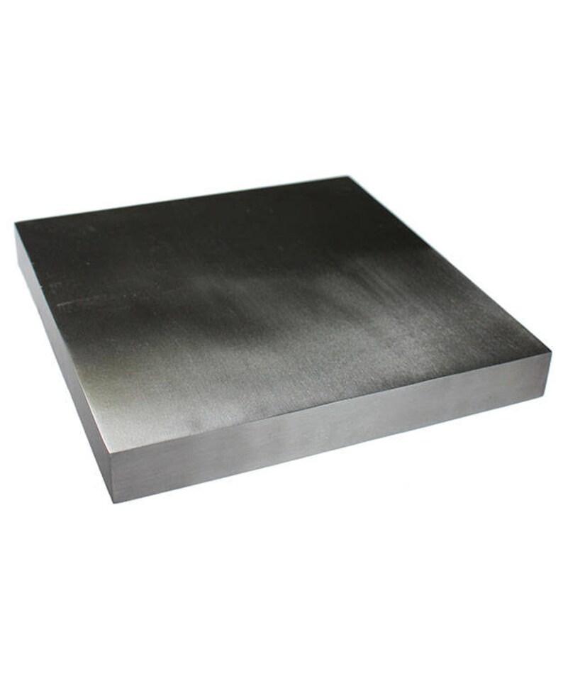12.321 Steel Anvil Bench Block 5-78 x 5-78