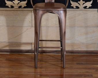 Barhocker barstuhl Moderne industrial design barmöbel sitzgruppe bistrostühle 2er set