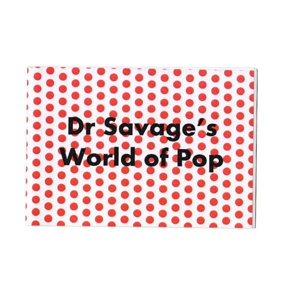 Dr Savage's World of Pop #1