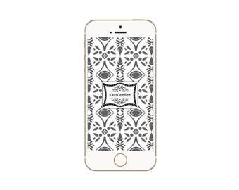 Digital Wallpaper Bundle - Lock Screen Wallpaper - Custom Phone Background - Digital Art - Instant Download