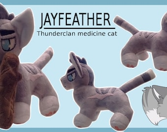 PRE-ORDER Jayfeather w/ magnetic stick