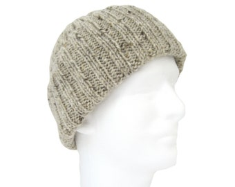 7466826c497 Irish tweed watch cap