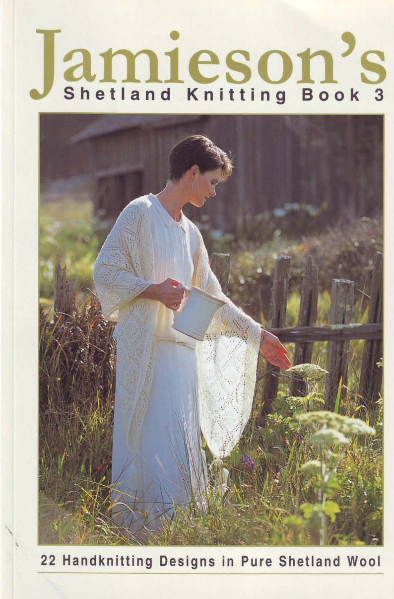 ba621f3c223af9 Sweater pattern book knitting patterns Jamieson s