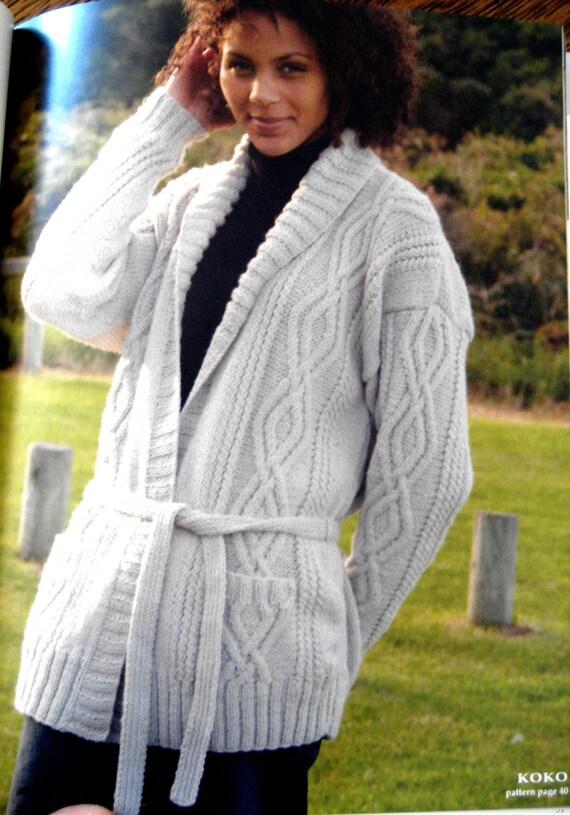 Ella Rae Book 6, knitting patterns, sweater patterns, jacket patterns,  cardigan patterns, knit vest pattern, knit patterns, knitting book