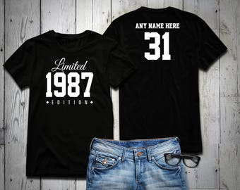 31st Birthday Gifts