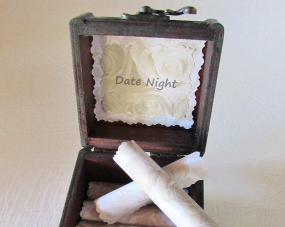 Date Night Box - A new date for every month of the year!