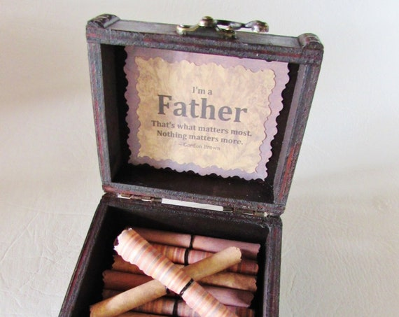 Dad Quote Box