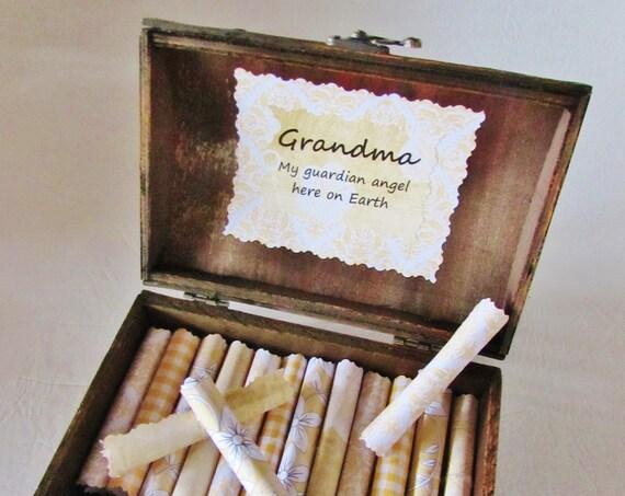 Grandma Quote Box