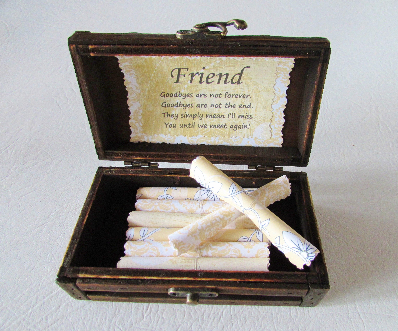 Friend Going Away, Friend Moving, Friend Gift, Friend ...