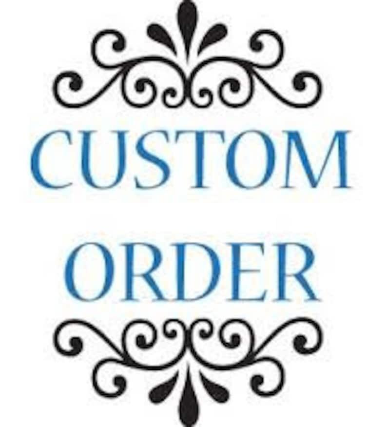 Custom Order Upgrade for FlirtyCreations Scroll Box image 0