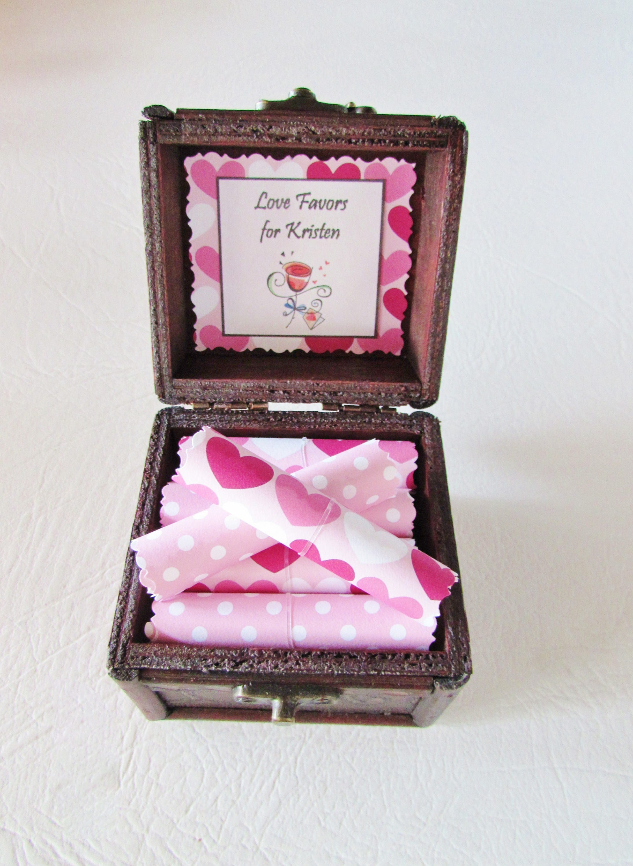 Wife Birthday Anniversary Gift Girlfriend Love Favors Romantic Box Of Romance Christmas