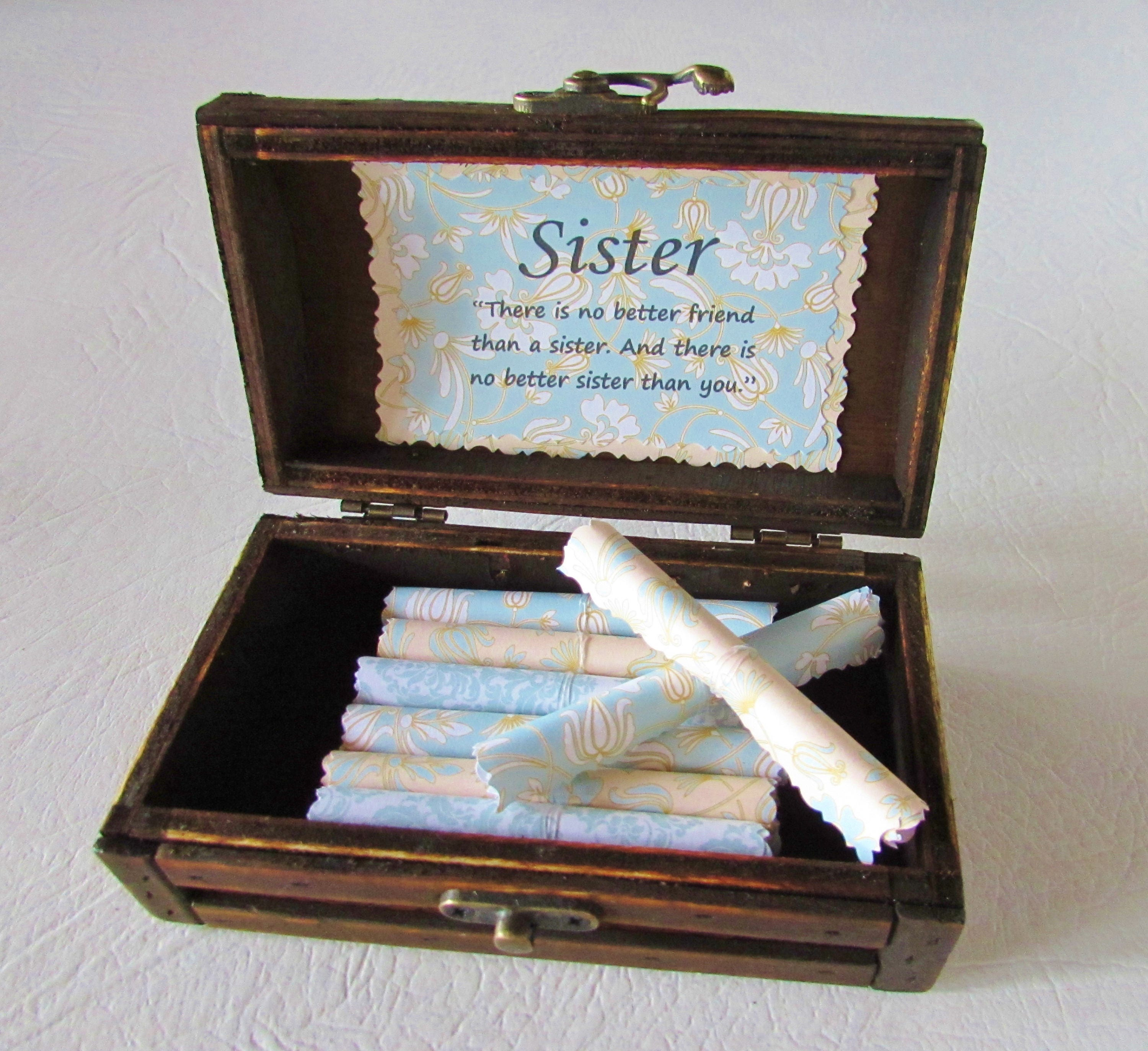 Sister Personalized Gift a146de329466