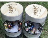 Custom Keg Bar Stool with FREE SHIPPING, Bar Stools Made From Kegs, Custom Beer Lover Father 39 s Day Gift, Beer Lover 39 s Gift