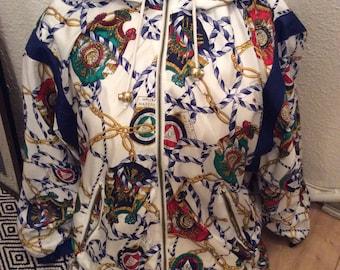 Vintage ladies nautical outerwear jacket