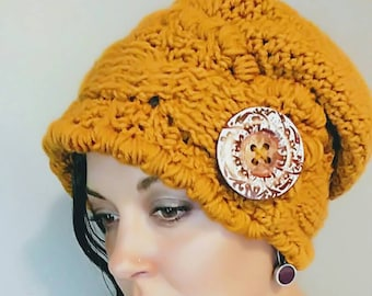 acdbf8568ab808 Oversized Slouch Hat - Slouchy Beanie - Slouch Beanie - Gift for Women -  Gift For Her - Gift under 50 - Winter Hat Gift - Gift for Girls