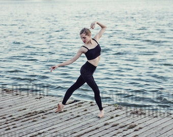 Dance / Ballet Print - 'Edgewood lake'