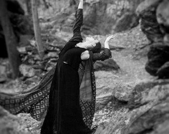 Dance / Ballet Print - 'Kelsey'
