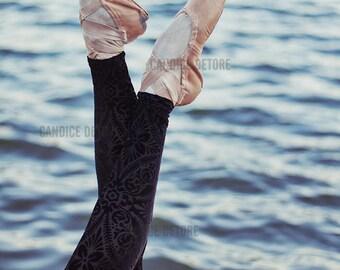Dance / Ballet Print - 'Swan Legs'
