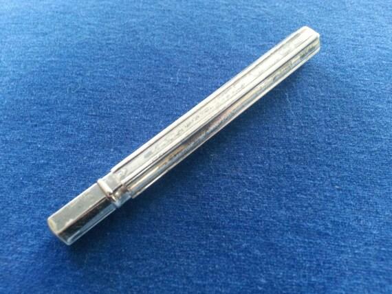Vintage Sterling Chatelaine Pencil, Edwardian Ster