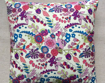 Liberty Of London Tana Lawn Fabric Cushion 40cmx40cm
