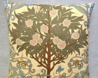 """Vintage Liberty Fabric """"Melbury"""" Sidney Mawson Fabric Cushion 40cm x 40cm"""
