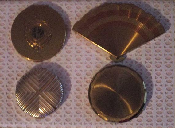 FAN Favorites!  4 for 1 BOLD Gold 1950s Powder Com