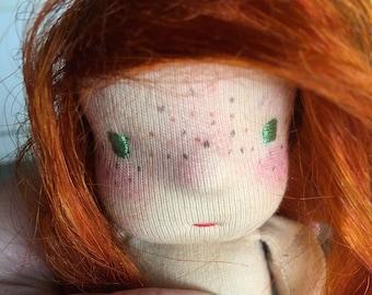 June Custom DEPOSIT for a Pocket size doll!!