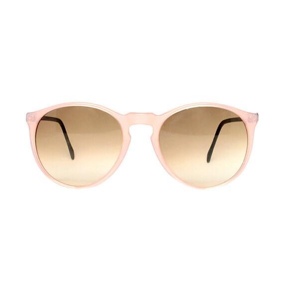 samba rosa glace ronde hippie vintage lunettes de soleil. Black Bedroom Furniture Sets. Home Design Ideas