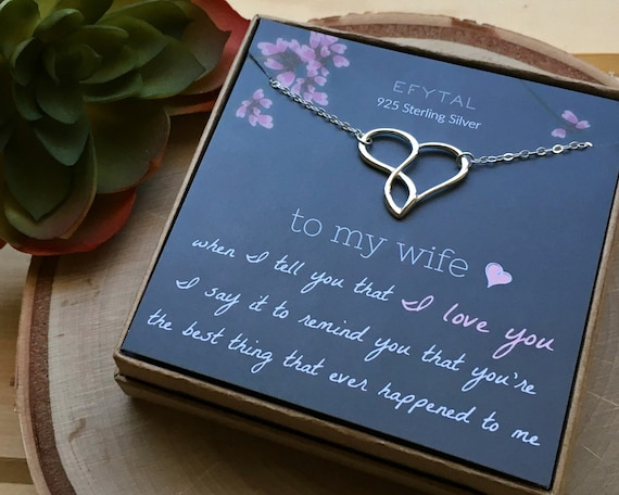 Wife Gifts Wife Birthday Gift Ideas For Her Romantic Etsy