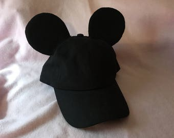 2fa4815d8976b Mickey Mouse Hat (ADULT)