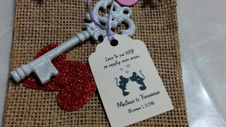 Personalized Favor Tags 2 5