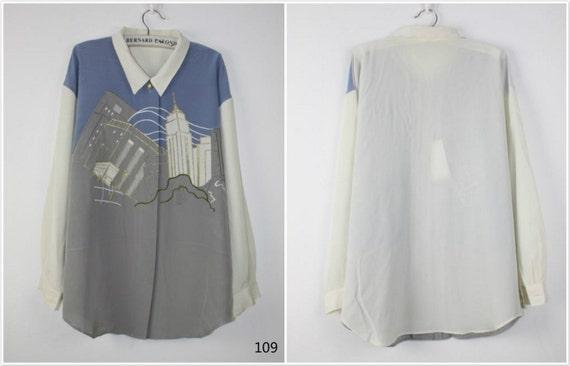 Vintage Vol2 Shirts Blue Casstleblack Orchestrawhite Beach