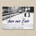 Custom Save the Date - Lynda