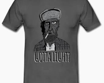 Woodsman Twin Peaks T-Shirt