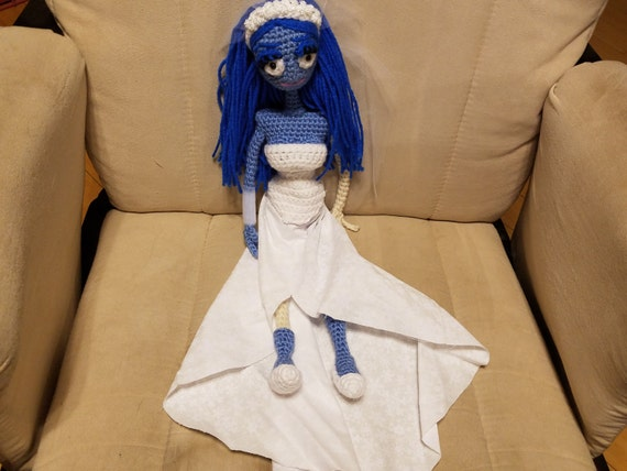 Outstanding Emily Corpse Bride Crochet Pattern Pdpeps Interior Chair Design Pdpepsorg