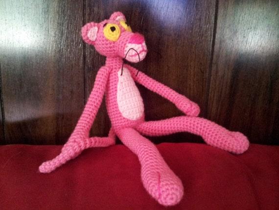 Ravelry: Pink Panther Amigurumi pattern by Edward Yong | 428x570