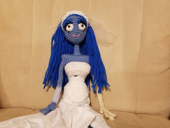 Swell Emily Corpse Bride Crochet Pattern Pdpeps Interior Chair Design Pdpepsorg