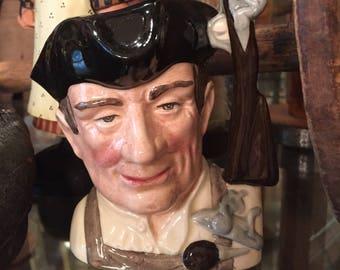 9f09d64bde6 GUNSMITH   Royal Doulton   character mug   fine English collectible