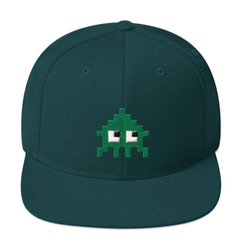 de68acf0480 Splatoon 2 Squidvader Pixel Squid Skalop Brand Green