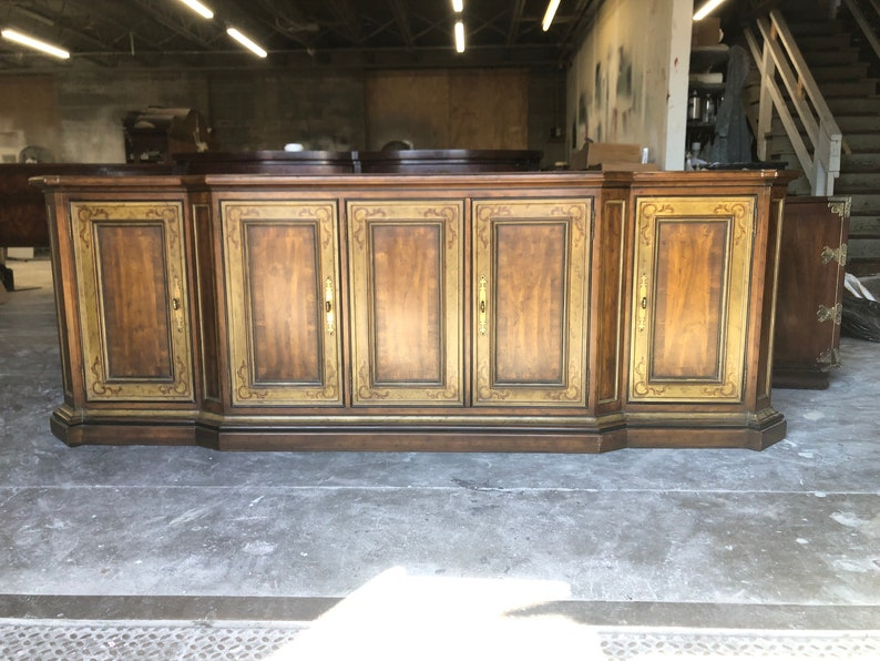 Credenza Definition In English : Gorgeous heritage credenza custom lacquer free shipping etsy