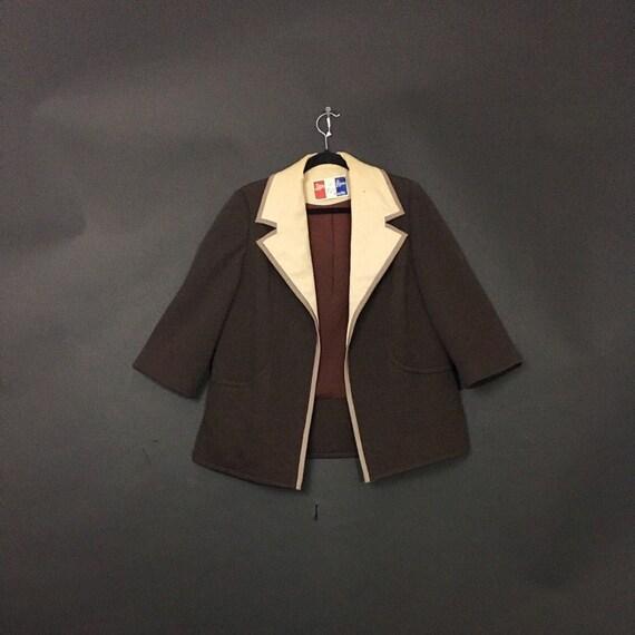 Parisienne 50's Knitwear Jacket