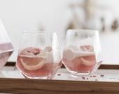 RADIANT - Puik - Design - Amsterdam - Glass - Drinks - Wine - Water - Whiskey - Geometric - Handmade - Bar - Restaurant - Diamond